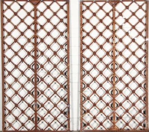 Teralis jendela berbentuk kotak | Tips memilih teralis jendela minimalis yang berkualitas