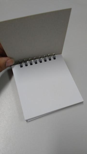 Meus Recebidos da Loja Geek10 bloco de anotações