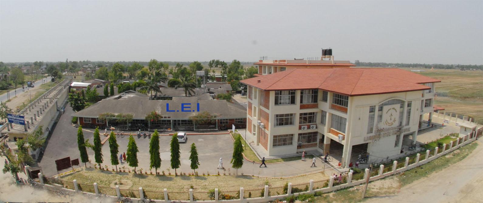 Lumbini Eye Institute, Bhairahawa Nepal