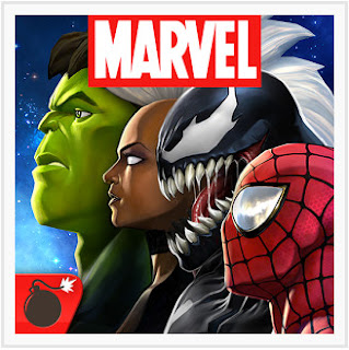 MARVEL Contest of Champions Mod Apk v18.0.1 (One Hit Kill+Enimies Do Not Attack)