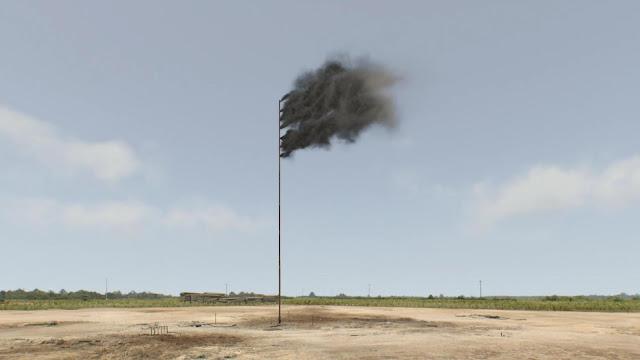 Western-Flag-bandera-de-humo