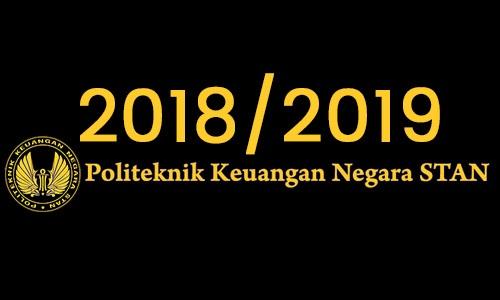 Pendaftaran Mahasiswa Baru Politeknik Keuangan Negara (PKN) Sekolah Tinggi Akutansi Negeri (STAN) 2018/2019