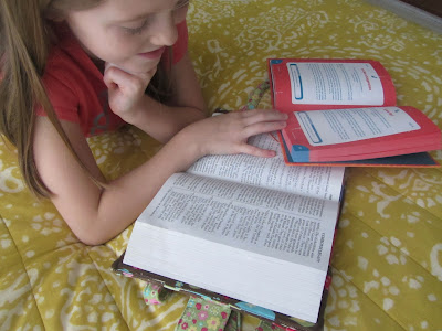 "The Unlikely Homeschool: A Few Thoughts on Spiritual Parenting {with a video}.  My children are the biggest ""talent"" God has ever given me.  Here are a few ways I steward that talent."