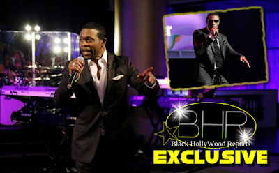 "Keith Sweat Performs ""Twisted And Nobody"" On The Steve Harvey Show"