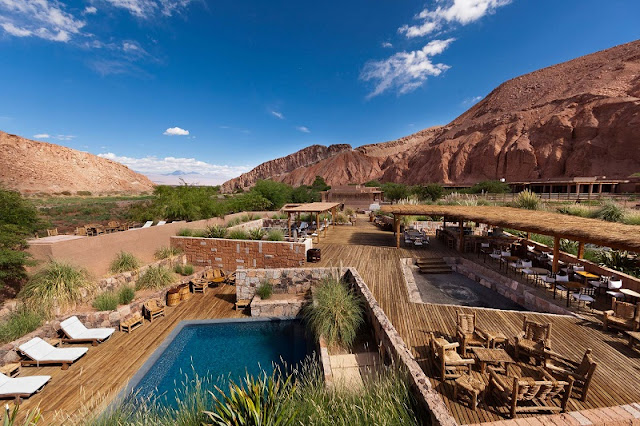 Ficar fora do centro de San Pedro de Atacama