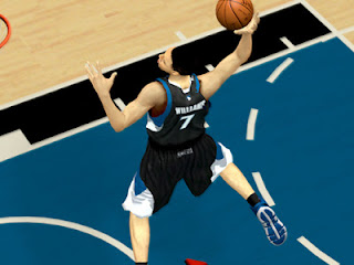 NBA 2K13 Minnesota Timberwolves Black Alternate Jersey Patch