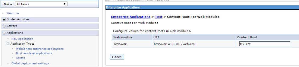 J2EE : Déploiement dans un serveur d'application
