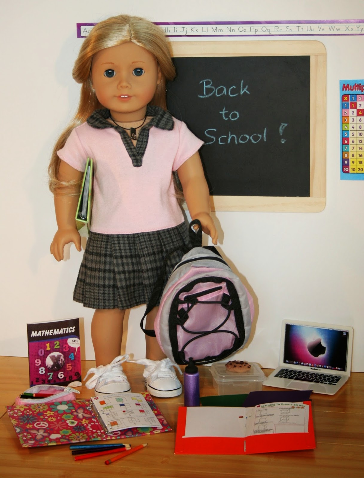 Arts And Crafts For Your American Girl Doll Back To