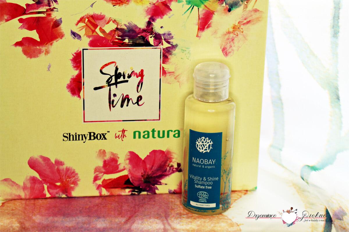 ShinyBox kwiecień 2018 Spring Time