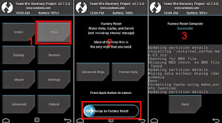 Cara Flash Andromax A16C3H