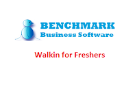 Benchmark-software-walkin-freshers