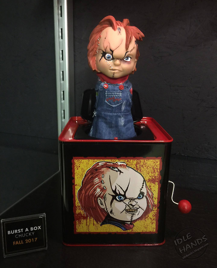 Toys R Us Chucky : Idle hands toy fair mezco s horror toys lineup