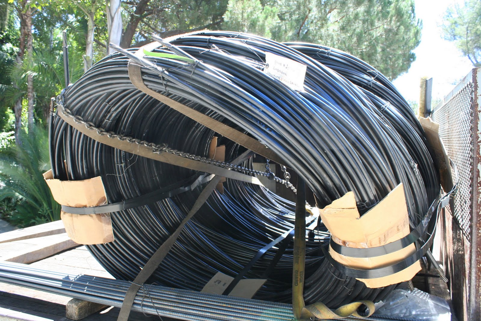 Post Tensioned Cables Architectoid
