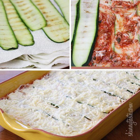 zucchini lasagna recipe skinnytaste rh skinnytaste com