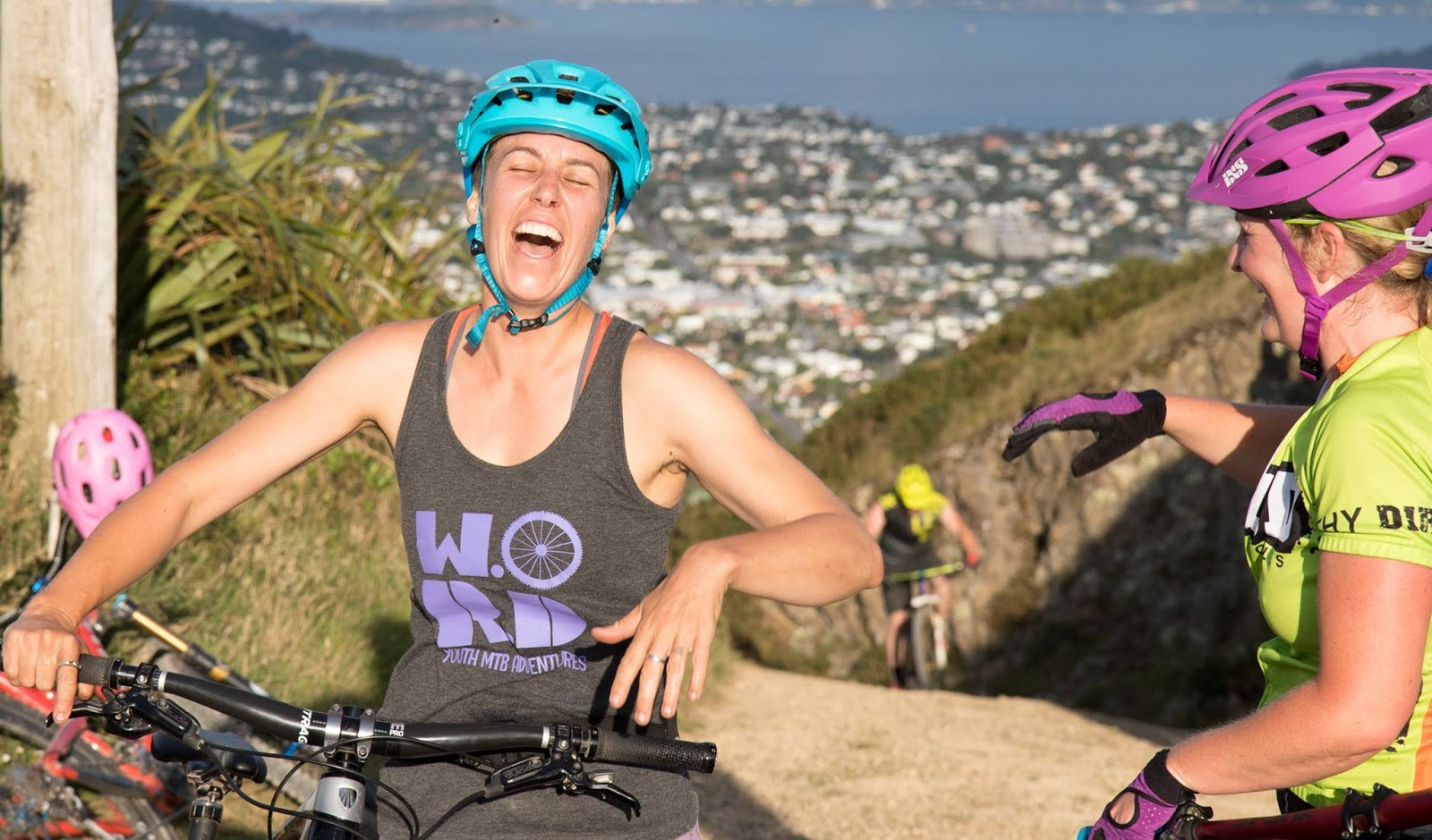 Sifter Goes (Bike) Riding: February 2018