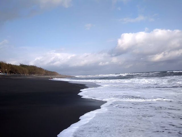Tempat wisata Pantai baru Bantul Yogyakarta | paket wisata | harga tiket | alamat