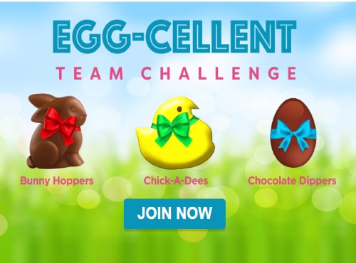 Swagbucks Egg-cellent Team Challenge