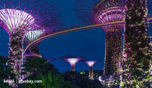 Gardens By The Bay Singapore - Blog Mas Hendra