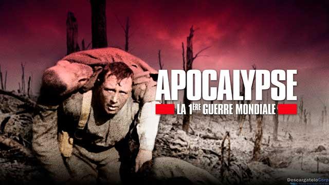 Apocalipsis La Primera Guerra Mundial (2014) HD 1080p Español