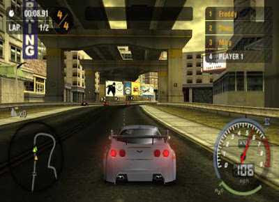 need for speed most wanted game free download android