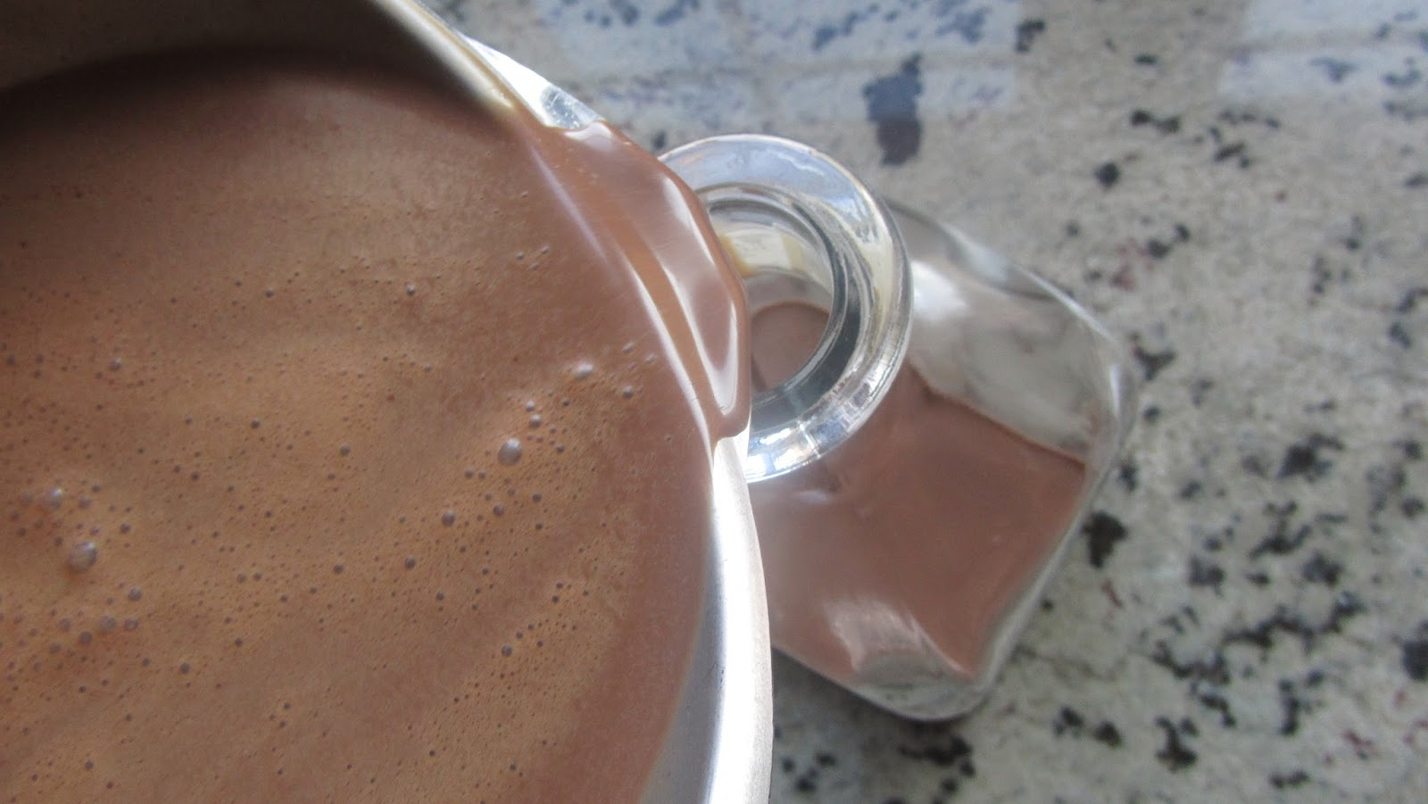 Crema de chocolate (Bebida) Thermomix