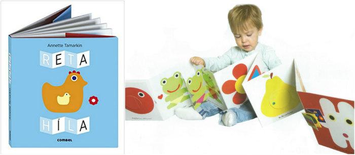 cuentos infantiles recomendados de 0 a 3 años edad libro retahila combel