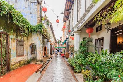 Tempat-Tempat Menarik Yang Ada Di Ipoh, Malaysia
