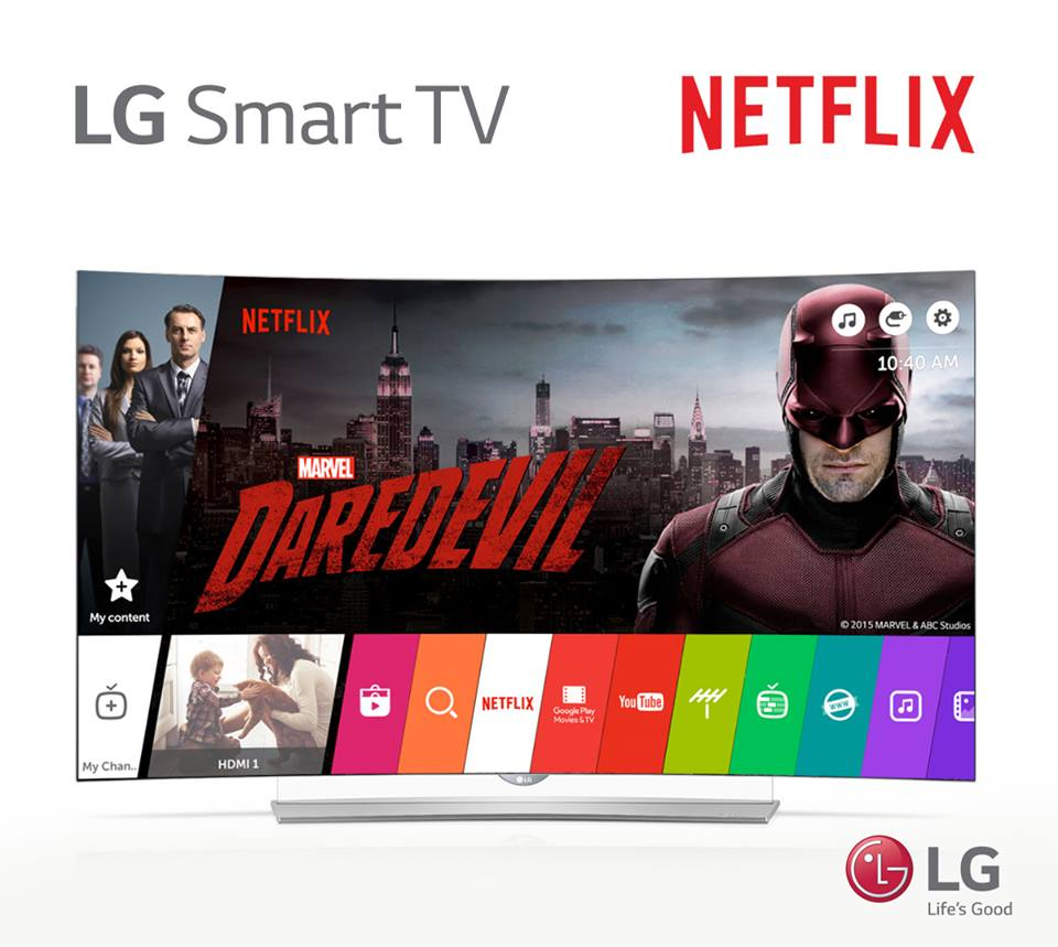 LG Smart TV expands entertainment options with Netflix and more Next