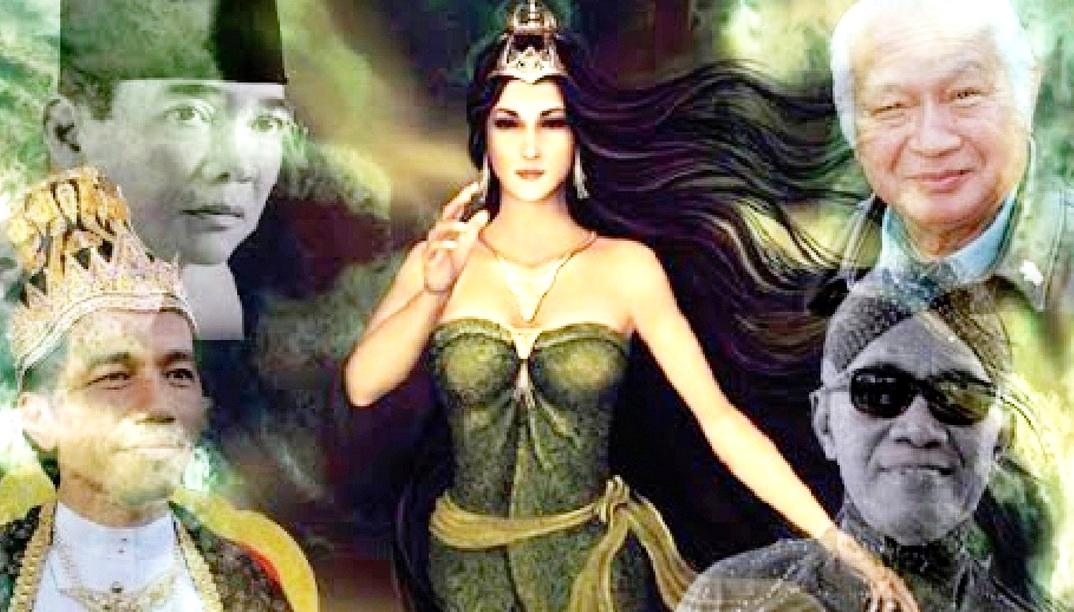 Kisah Misteri Soekarno dan Ratu Pantai Selatan Nyi Roro Kidul - JMJunior