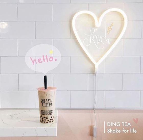 May 31 - June 3 | Ding Tea Near Disney Offers BOGO Free Drinks