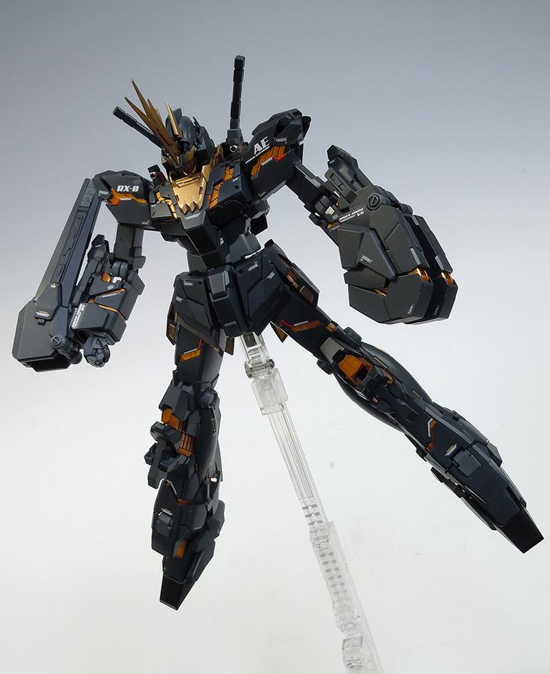 GUNDAM GUY: MG 1/100 RX-0 Unicorn Gundam 02 Banshee