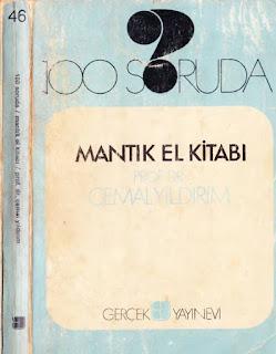 Cemal Yıldırım - 100 Soruda - Mantık El Kitabı