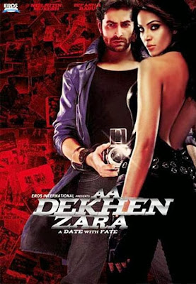 Poster Of Bollywood Movie Aa Dekhen Zara (2009) 300MB Compressed Small Size Pc Movie Free Download worldfree4u.com