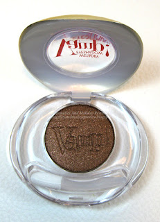 Pupa - Coral Island - Vamp! Compact Eyeshadow 002 - Bronze Passion open