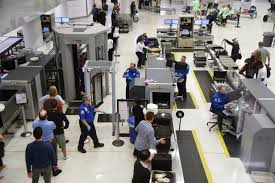 Record number of firearms found by TSA at U.S. airports