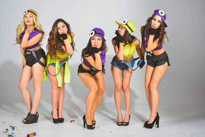 Sexy Minions Costumes