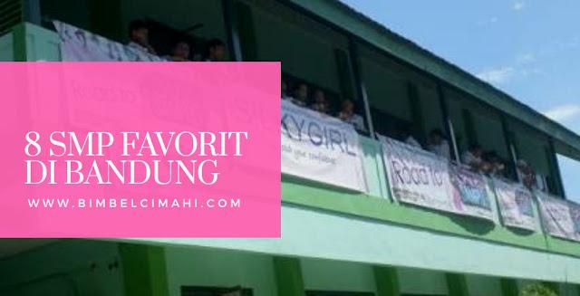 8 Besar SMP Terfavorit di Bandung