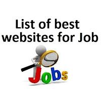 List of best websites for Job - image