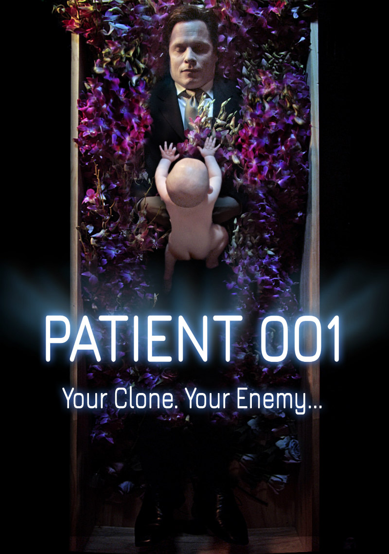 patient 001 poster