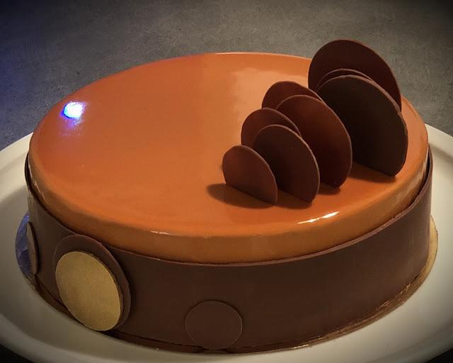 recette gâteau fruits de la passion chocolat au lait cacahuète