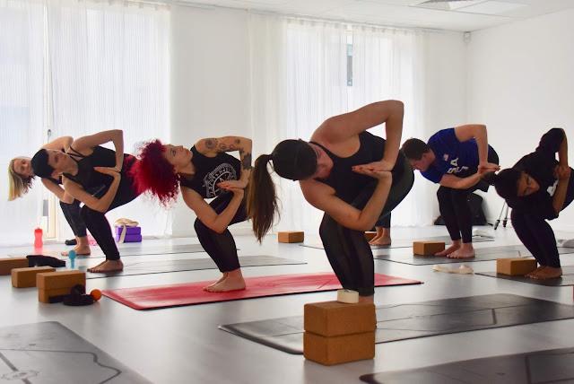 4 Lý do nên chọn Yoga thay cho các bộ môn thể thao khác