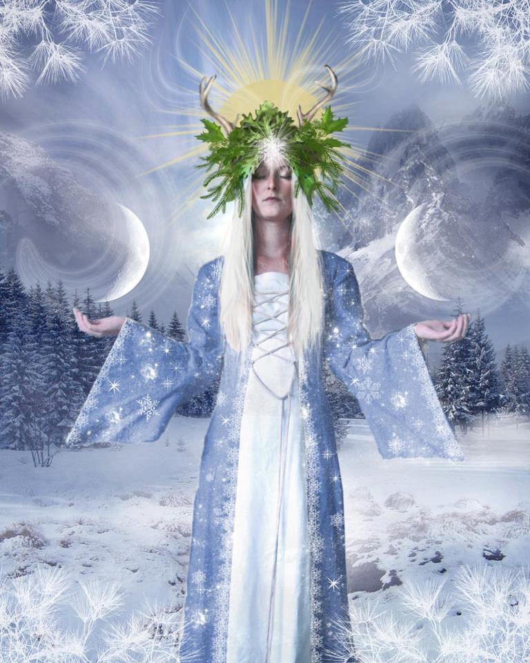 Stifyn Emrys: 'Merry Christmas' To A Pagan: Like 'Happy