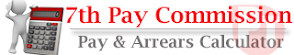 7th CPC Pay & Arrears Calculator