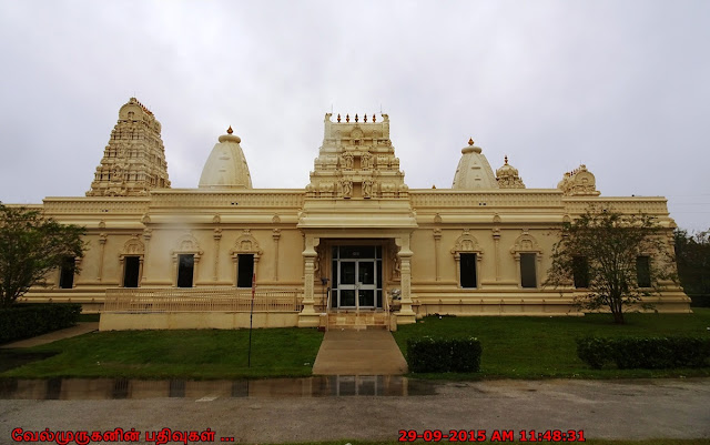 Orlando Balaji Temple Florida