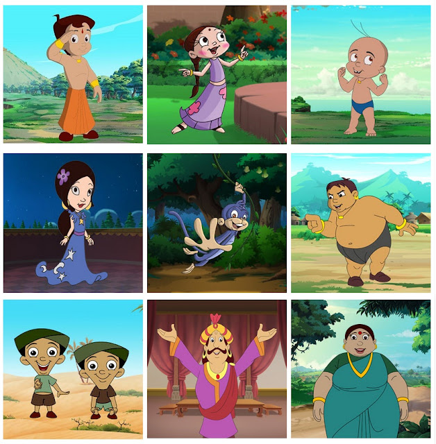 'Super Bheem Hawa Mein Halla' Movie Premier on Pogo TV Wiki Story,Charactors,Song
