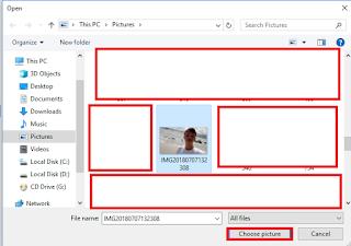 Mengganti Foto Akun pada Windows 10