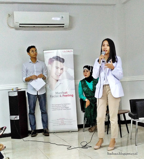 GLOSKIN - Beauty Talk With Surabaya Blogger