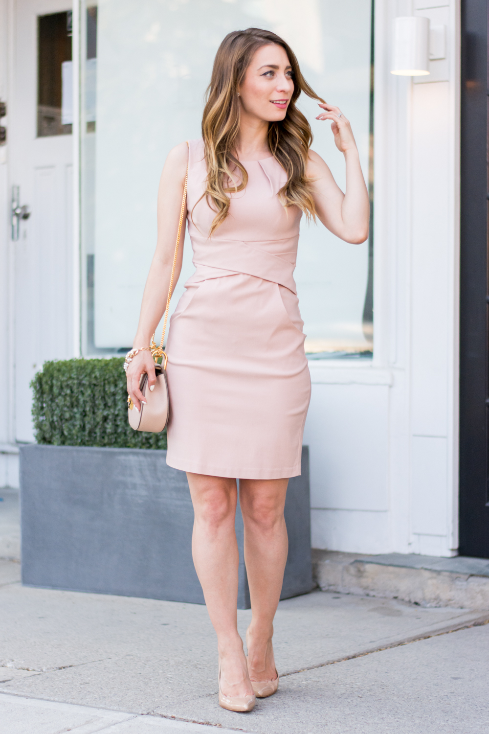 OOTD - What To Wear To A Wedding | La Petite Noob | A Toronto-Based ...