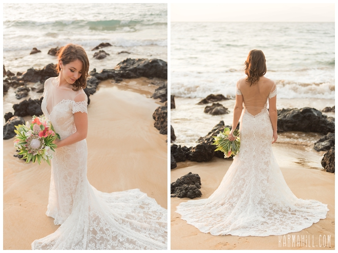 Maui Elopement By Simple Wedding