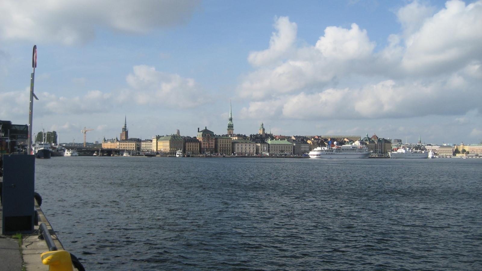 MatoApinan LOiSTava blogi: Viking Line MatoApina risteily tarina, Osa 2: -Tukholma maisemaa